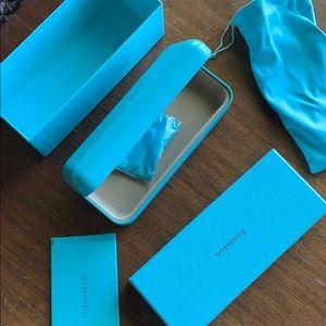 Tiffany Glasses Box - New
